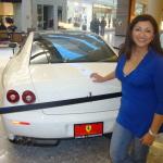 Ruth & Ferrari