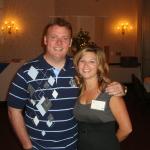 Frank & Carol Clark - 20yr HS reunion
