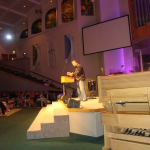 Preaching @ Dr Mac Brunson's old church - NC