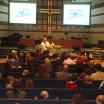 preaching UPWARD event -WV
