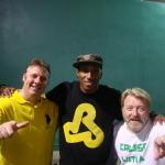 Frank & LECRAE w/ Ronnie Dean - Jamaica