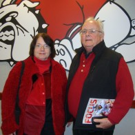 Mom & Dad @ Gardner-Webb Univ