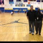 Michael Jordan's HS Asst Coach