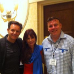 Mark Burnett & Roma Downey