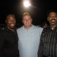 Anthony Evans Jr, fs & Dr Tony Evans - Bahamas 2008