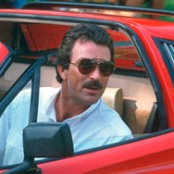 Tom Selleck - Ferrari 308 GTS
